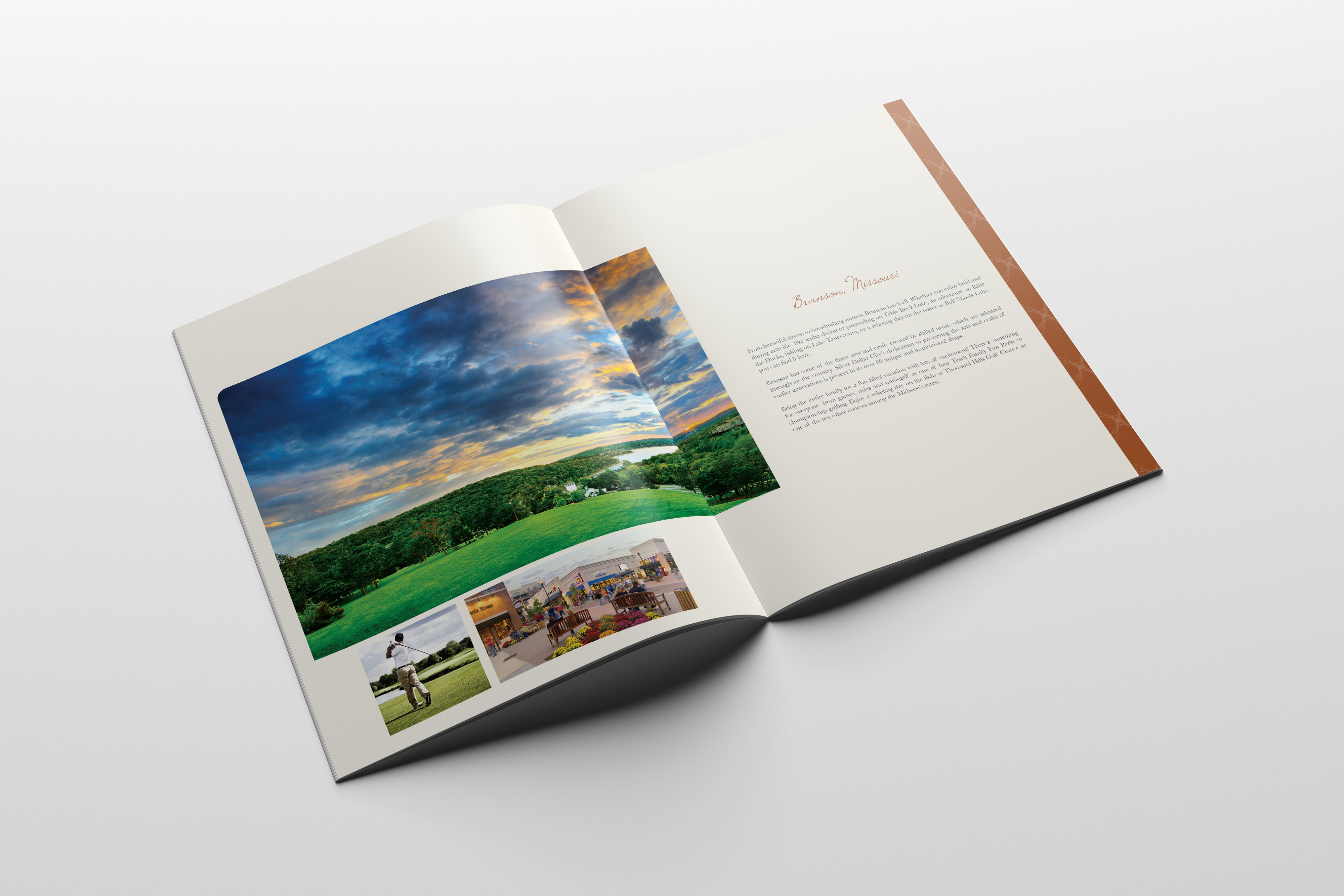 Capital Resorts publication inside